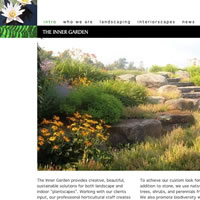 Landscape Design by The Inner Garden in Pittsford VT