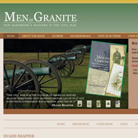 Men of Granite by Duane Shaffer