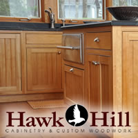 Hawk Hill Cabinetry Brandon VT
