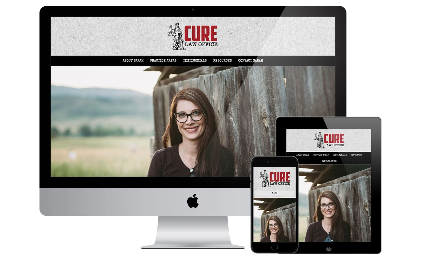 Cure Law_Computer Mockups